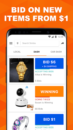 5miles: Buy and Sell Used Stuff Locally  screenshots 3