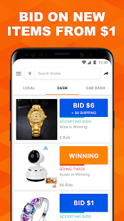 5miles: Buy and Sell Used Stuff Locally Screenshot