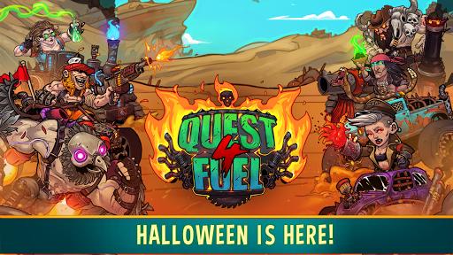 ud83dudd25 Quest 4 Fuel: Arena Idle RPG game auto battles 1.0.0 screenshots 12