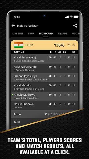 CricketExchange.com  Screenshots 5