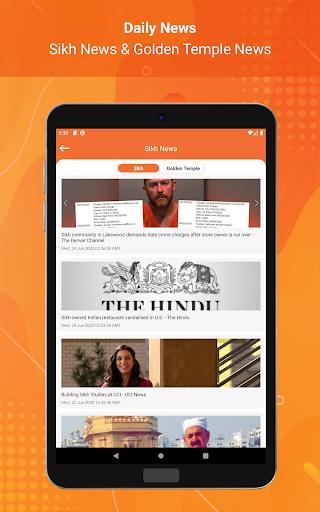 Sikh World - Nitnem & Live Gurbani Radio android2mod screenshots 17
