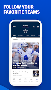 CBS Sports App – Scores, News, Stats  Watch Live Apk Download 5