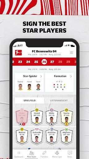 Official Bundesliga Fantasy Manager 1.35.1 screenshots 3