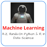 Machine Learning -  Python & R In Data Science