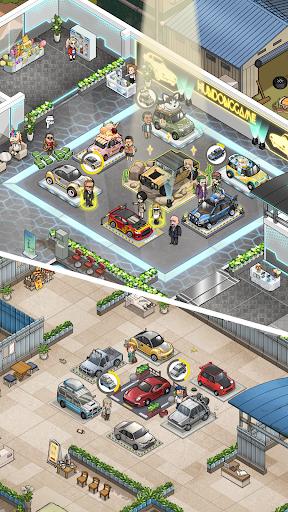 Used Car Tycoon Game Apkfinish screenshots 7