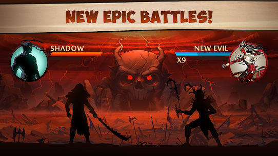 Shadow Fight 2 WEAPONS MOD 1