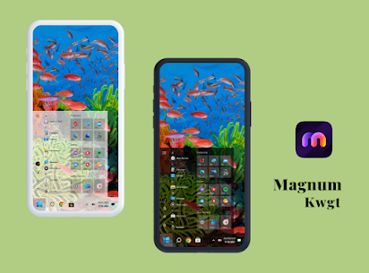 Magnum Kwgt Apk 6.2 [Full PAID] Download 5