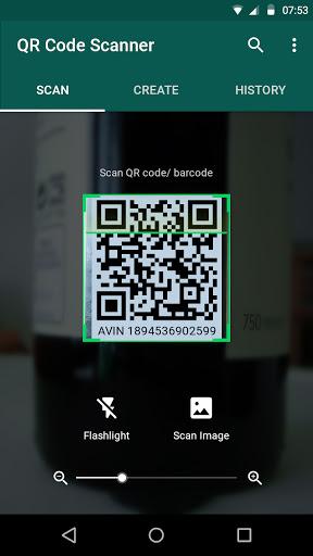 Pemindai Kode QR – Barcode Scanner, QR Code Reader