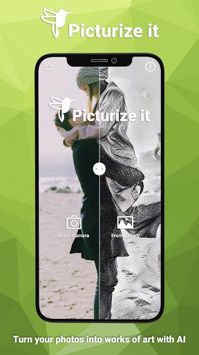 Download APK: Picturize it – Turn your photos into art v1.0.1 [Premium]
