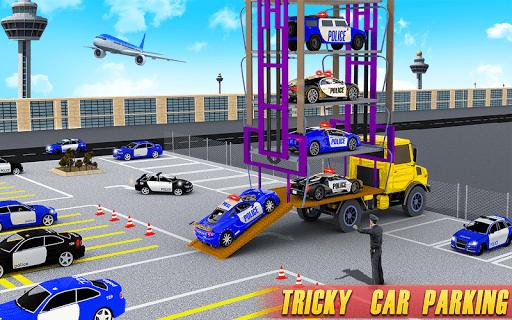 Police Multi Level Car Parking Games: Cop Car Game 2.0.6 screenshots 7