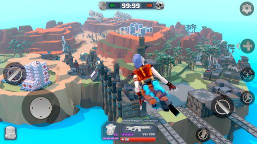 Télécharger Royale Legends: FPS multijoueur jeux de guerre  APK MOD (Astuce) screenshots 1