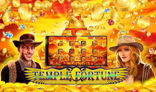 Temple Fortune 1