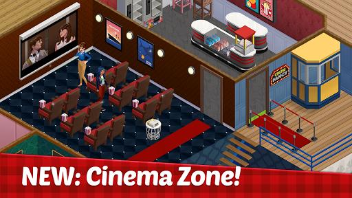 Fancy Cafe Mansion - Restaurant renovation games  screenshots 1