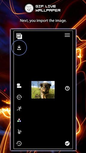 GIF Live Wallpaper 2.53.60 Screenshots 2