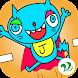 無料のタップアクションゲーム: ねこっとび - Androidアプリ