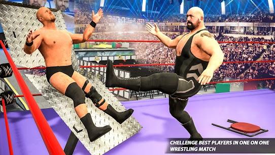 Real Wrestling Revolution: Wrestling Games 5