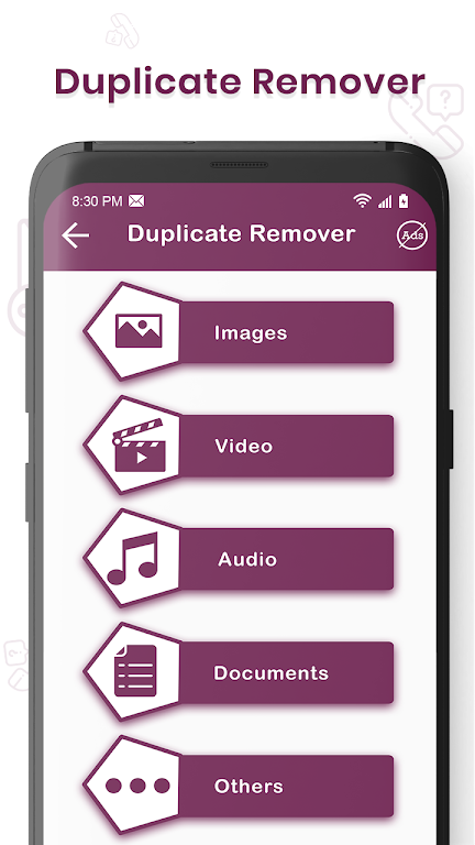 Recover Deleted All Photos, Files And Contacts  poster 3