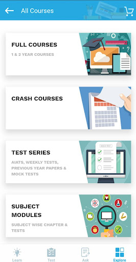 Aakash iTutor Learning App - NEET/JEE & Class 8-10 7.2.3 Screenshots 3