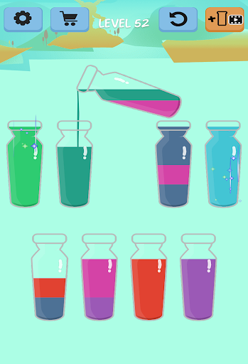 Water Color Sort 1.0.2 screenshots 23