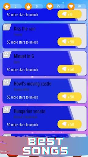 BTS Army Magic Tiles 2021 - Dream Piano Game KPOP  Screenshots 6