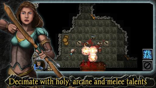 Heroes of Steel RPG Elite screenshots 2