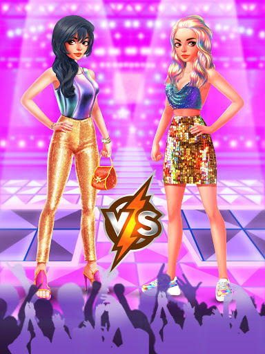 Fashion Contest: Dress Up Games For Girls screenshots 5