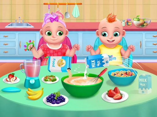 Pregnant Mommy And Twin Baby Care android2mod screenshots 10
