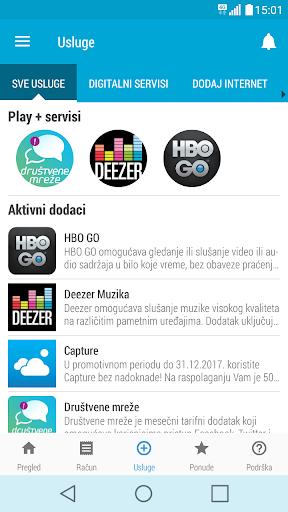 Moj Telenor 1.24 Screenshots 7