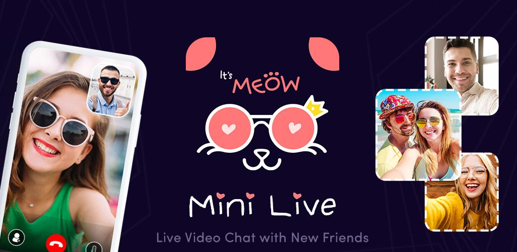 Chat random mini OmeTV Video