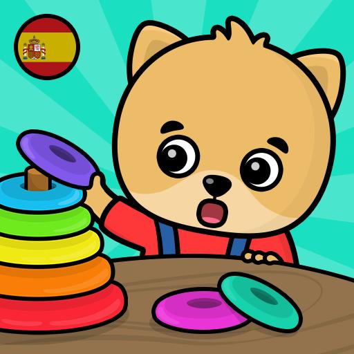 Juegos de niños para bebés de 2 - 5 años