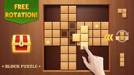 Wood Block Puzzle - Classic Brain Puzzle Game 1.5.9 screenshots 7