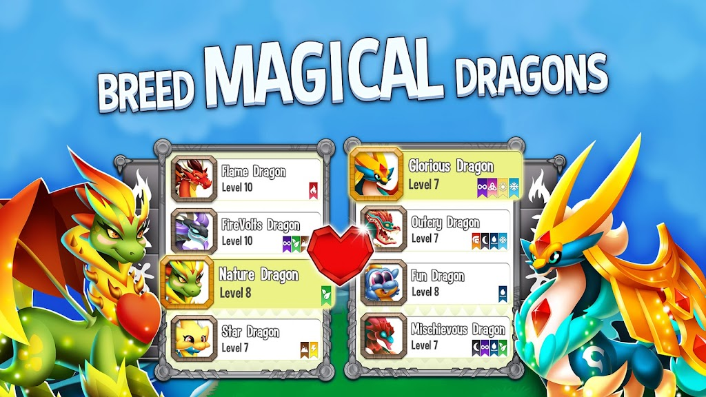 Dragon City Mobile poster 4