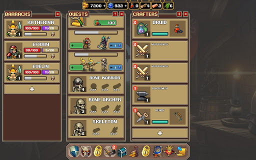 Royal Merchant: Shop Sim RPG 0.882 screenshots 22
