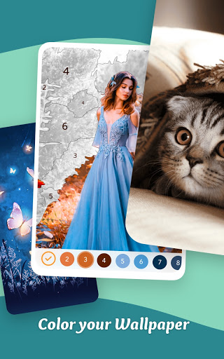 Colorscapes Plus - Color by Number, Coloring Games 2.2.0 screenshots 7