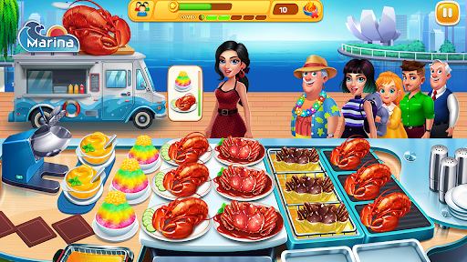 Cooking Truck - Food truck worldwide cuisine 1.0.0 screenshots 18