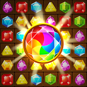 Pharaoh Magic Jewel : Classic Match 3 Puzzle