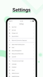 Feelfit-Health Fitness Tool 2.12.5 Screenshots 4