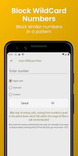 Call Blocker – block incoming and outgoing calls (MOD APK, Premium) v4.5.9 5