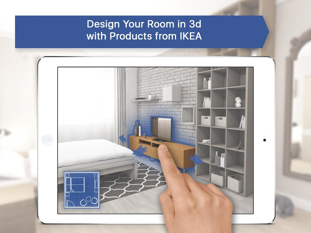 Room Planner: Home Interior & Floorplan Design 3D poster 8