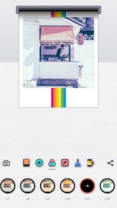 Lomo Camera  - レトロ、アナログフィルム、ポラロイド、富士のおすすめ画像3