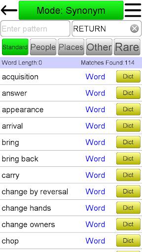 Crossword Solver  screenshots 2