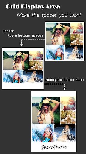 Collage Maker (Layout Grid) - PhotoFancie  screenshots 6