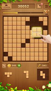 Wood Block Puzzle – Free Classic Block Puzzle Game 3