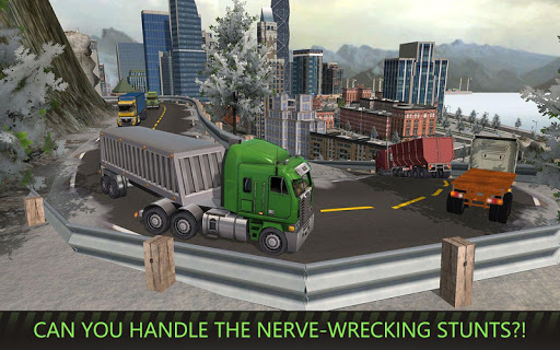 USA Truck Driver: 18 Wheeler  screenshots 8