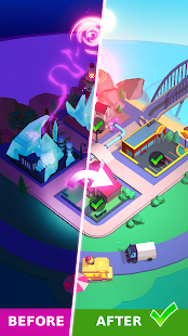 Cube Crush: Mystery Puzzle Adventure Screenshot
