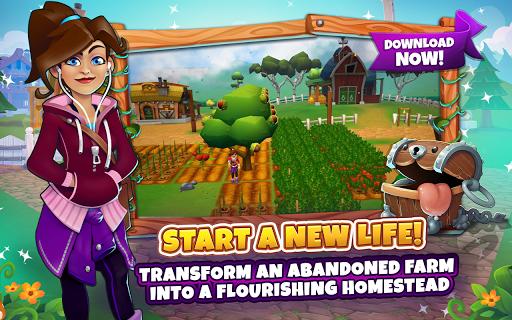 Télécharger Gratuit Farmer's Fairy Tale apk mod screenshots 1