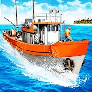 Fishing Boat Simulator 2021 : Boat and Ship Games