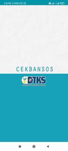 Cek Bansos PKH BPNT BST (DTKS Kemensos)