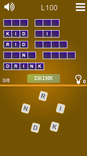 Vocabulary Quiz and Word Collect - Word games 2020 1.1.06 screenshots 5