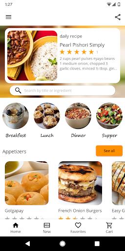Easy Recipes 5.73 Screenshots 1